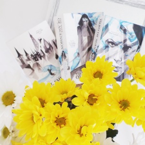 mistborn and daisies