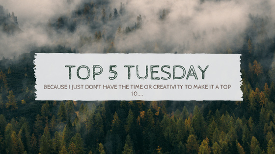 top-5-tuesdays