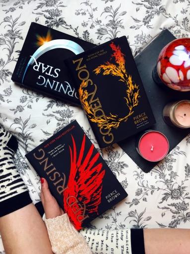 red rising saga